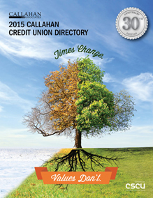 Credit Union Directory 2015